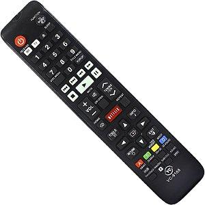 CONTROLE PARA HOME TV SAMSUNG COM NETFLIX