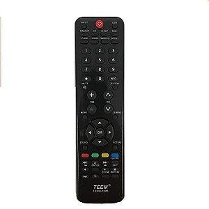 CONTROLE PARA TV LCD BUSTER PRETA