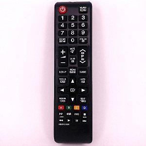 CONTROLE PARA TV LED SAMSUNG PRETO