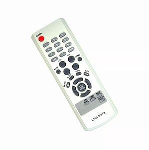 CONTROLE PARA TV SAMSUNG TELA PLANA BRANCA