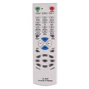 CONTROLE PARA TV UNIVERSAL