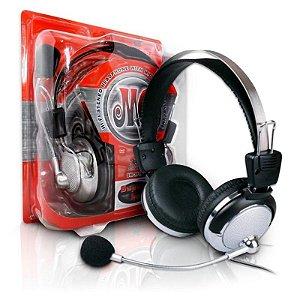 FONE DE PC ARCO COM MICROFONE 301