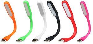 LAMPADA USB COLORIDA