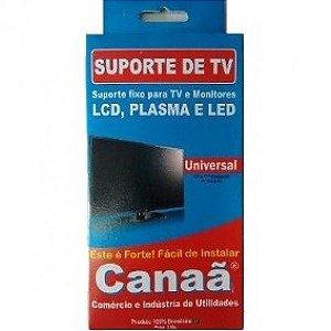 SUPORTE DE TV LCD UNIVERSAL FIXO DE 10 A 71
