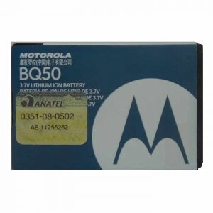 BATERIA DE CELULAR MOTOROLA BQ50