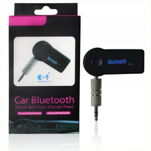 ADAPTADOR CAR BLUETOOTH P2
