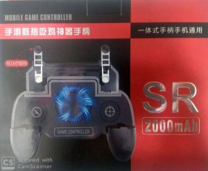 JOYSTICK GAMEPAD MOBILE COM COOLER