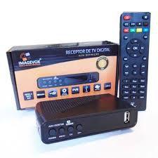 CONVERSOR DIGITAL IMAGEVOX HD COD. ISDBT06 WIFI