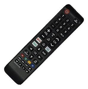 CONTROLE PARA TV LCD SMART SAMSUNG NETFLIX/ PRIME VIDEO E HULU