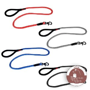 Guia de Passeio - KONG - Paw Rope Leash - Tamanho ÚNICO