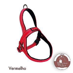 Peitoral Kong - Norwegian Harness - G - Para Cachorros de Grande Porte