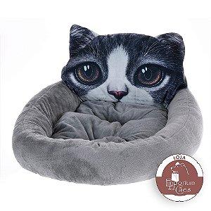 Cama para Gato Pequeno - Digital Print - 50 x 40cm