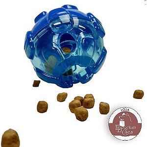 Kong Rewards Ball - Brinquedo Interativo que Libera Alimento para Cães