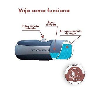 Bebedouro Automático para Cães e Gatos - TORUS - 2 litros