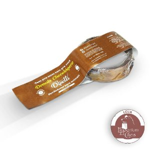 Donuts Chocolágeno - Mordedor Natural para Cães