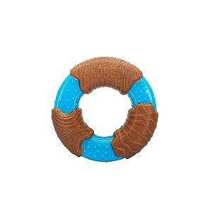 Brinquedo para Roer Com Duas Texturas Argola GRANDE - KONG CORESTRENGTH BAMBOO