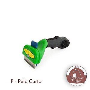 FUnamei - Rasqueadeira Para Redução de Pêlos Variação: P - Pêlo Curto