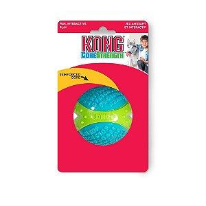 Bola Resistente Com Duas Texturas GRANDE - KONG CORE STRENGHT BALL