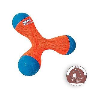 Chuckit! Brinquedo Bumerangue para Cachorro - Tri Bumper