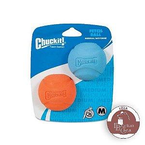 Chuckit! Kit 2 Bolas de Borracha - Fetch Ball