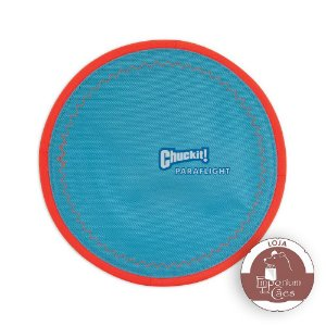 Chuckit! Disco/Frisbee para Cachorro - Paraflight - Tamanho GRANDE