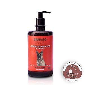 Shampoo Pet Brilho Intenso Pelos Escuros 500ml - GRANADO