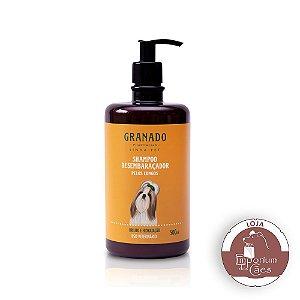 Shampoo Pet Desembaraçador Pelos Longos 500ml - GRANADO