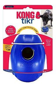 Kong Tikr - Brinquedo Interativo Para Cães - Dispensador de Comida - Tamanho GRANDE