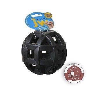 JW Bola Holee Roller Xtreme | Cor: Preta