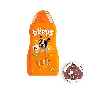 Beeps - Shampoo para Filhotes - Pet Society - 500ml