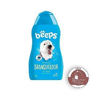 Beeps - Shampoo Branqueador - Pet Society - 500ml