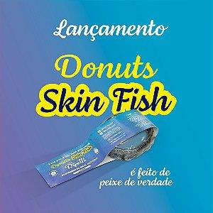 Donuts Skin Fish - Mordedor Natural para Cães Feito de Peixe