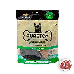Kit 3 Cascos PureToy - Ideal para Filhotes e Cães Raças Pequenas