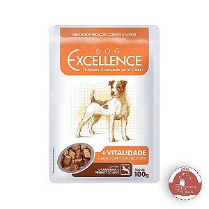 Alimento Úmido Funcional para CÃES - Excellence Dog VITALIDADE - Sachê