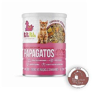 Papagatos - Alimento Natural em Lata - GATOS