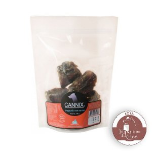 Traqueia com Carne Suína - Cannix - 100% Natural