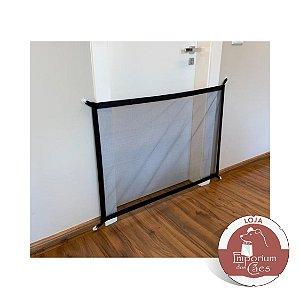 """Tela para Porta - """"Portãozinho"""" de tela para portas, escadas e passagens"""