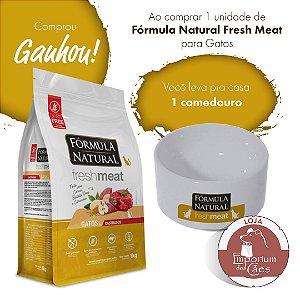 Fórmula Natural - Ração para GATOS Castrados - FRESH MEAT - 1kg - Salmão