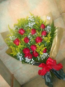 Ramalhete de Rosas - 1