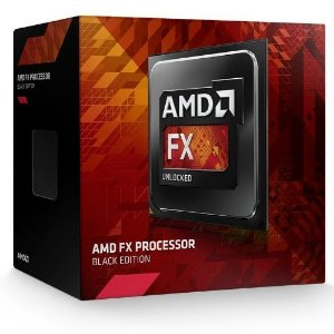 Processador AMD FX-8320E Black Edition (AM3+) 3.20 GHz BOX - FD832EWMHKBOX