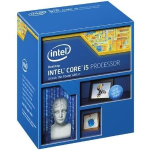 Processador Intel Core i5 4690k (1150) 3.50 GHz BOX - BX80646I54690K-4ª GER