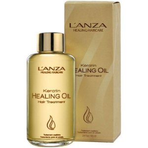 L´Anza Keratin Healing Oil Hair Treatment - Óleo De Tratamento 100ml