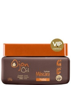 VIP OJON OIL MASCARA DE HIDRATAÇÃO 250GR - [VIP]
