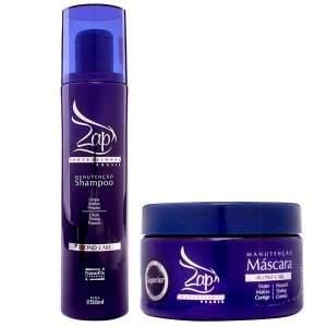 Zap Blond Care Kit Duo