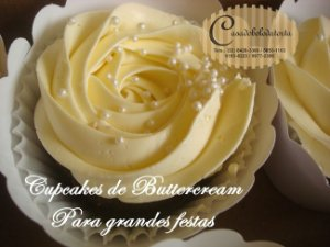 CUPCAKE DE BUTTERCREAM