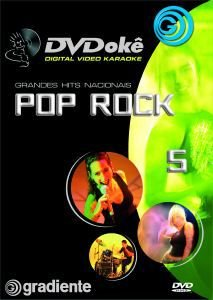 DVDokê Gradiente - Pop Rock 5