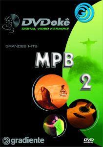 DVDokê Gradiente - MPB 2