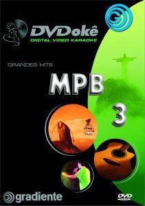 DVDokê Gradiente - MPB 3