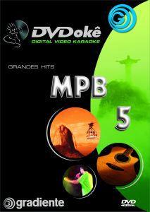 DVDokê Gradiente - MPB 5