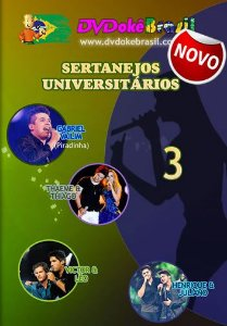 Karaokê Sertanejo Universitário 3